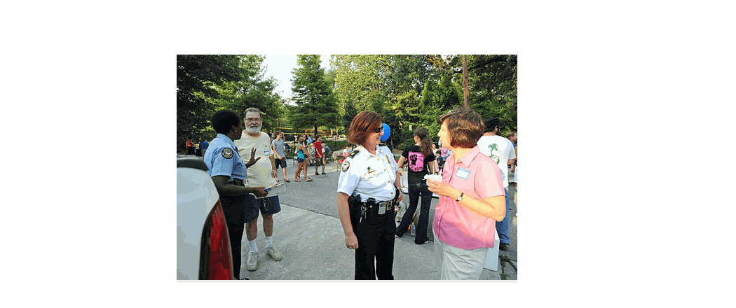 Aug National Night Out Atlanta