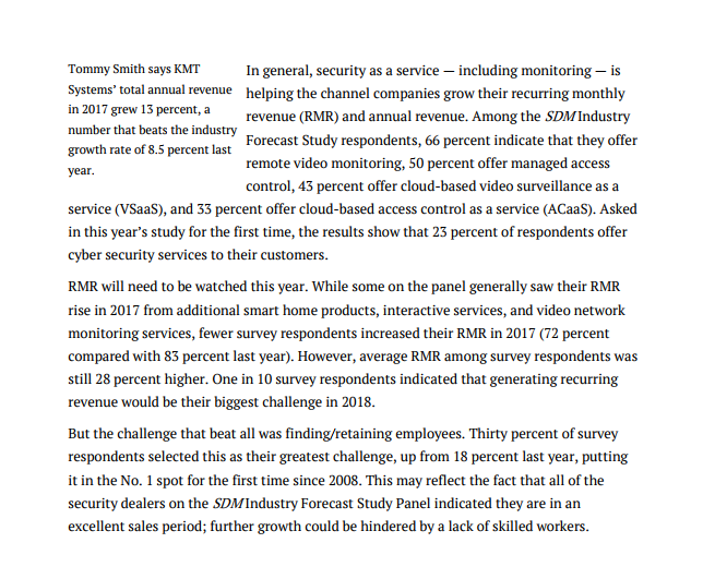 SDM-p4-e1515447857923 SDM 2018 Security Industry Forecast: Moving Into High Gear