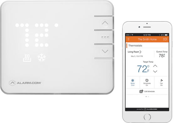 smart-therm2 DIY HOME SECURITY SERVICE