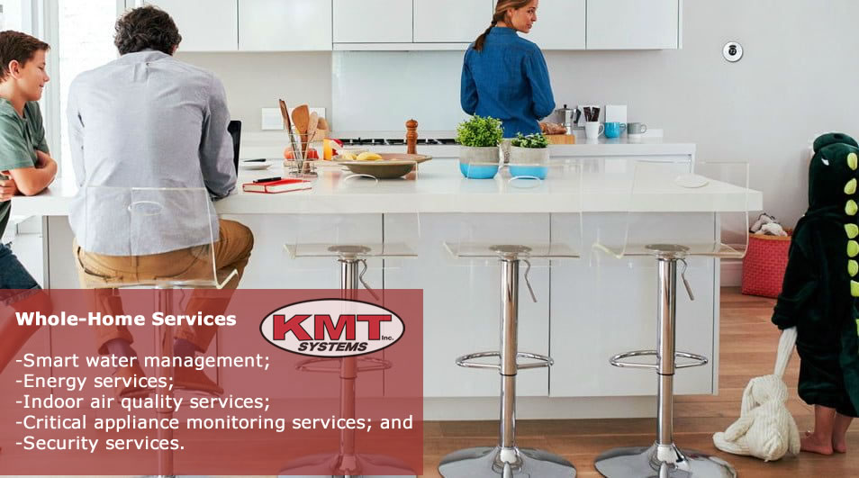 Whole-home-services KMT New Resideo's Home Services